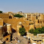 Fort and City Tour -Jaisalmer