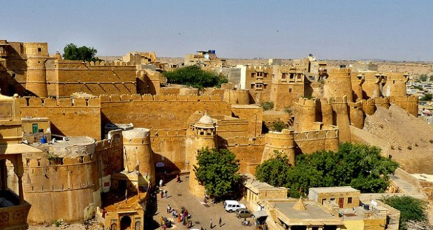 Fort and City Tour -Jaisalmer