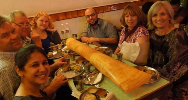 Eating out – Delhi