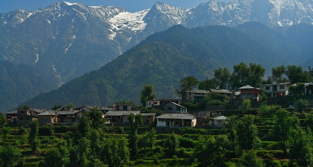In and Around McLeodganj